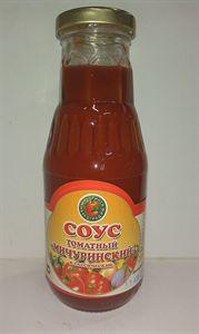 Изображение Соус томатный  «Мичуринский классический»  350 мл